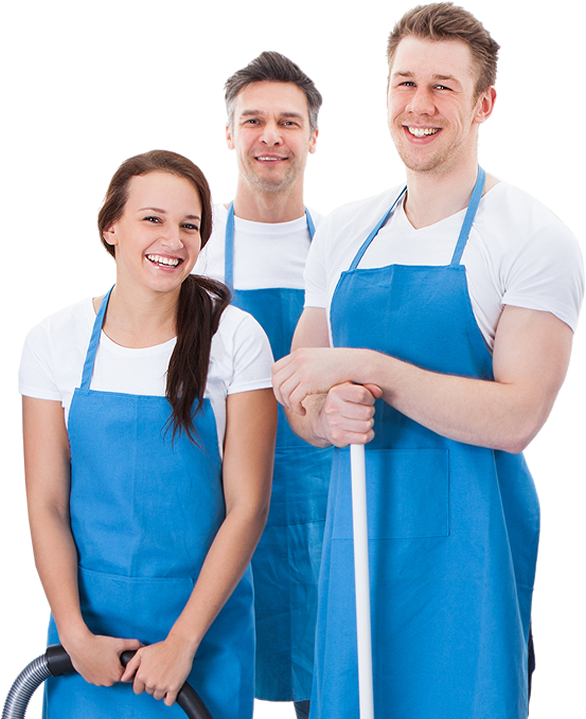 cleaning expert team