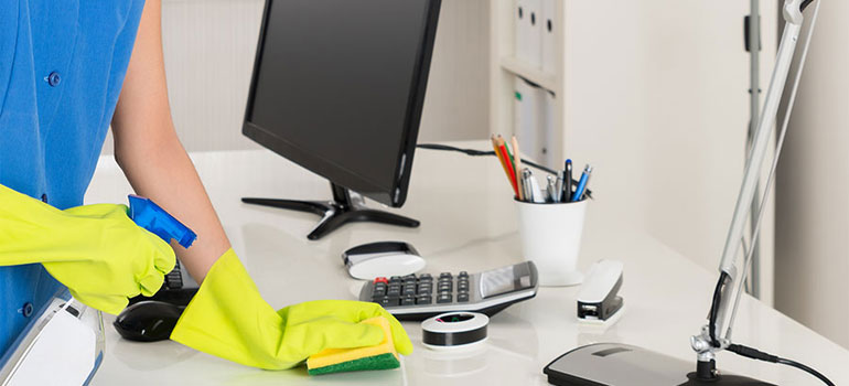 is it time for a professional office cleaning