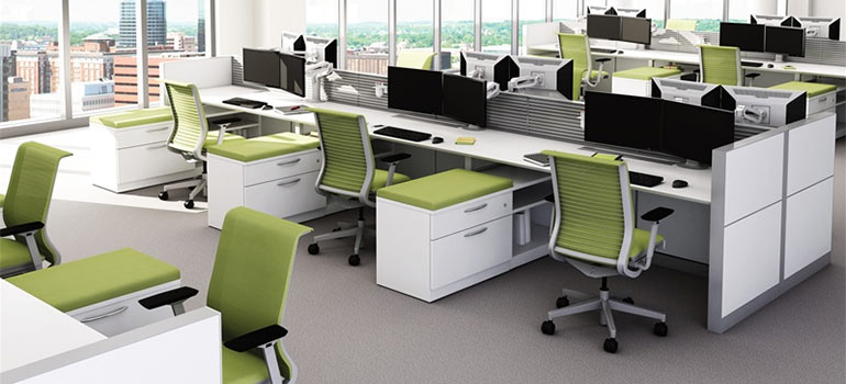 workplace environment clean